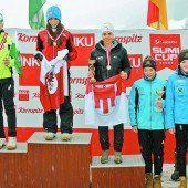 Magdalena Beer holte Bronze