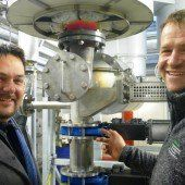 Ökoenergie aus Holzgas