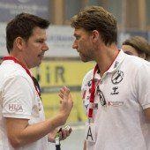 Berater Hedin ist nun offiziell auch Trainer