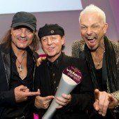 Ein halbes Jahrhundert Scorpions