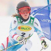 Katharina Liensberger zweimal am Stockerl