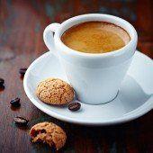 Kaffee nach Darm-OP hilfreich