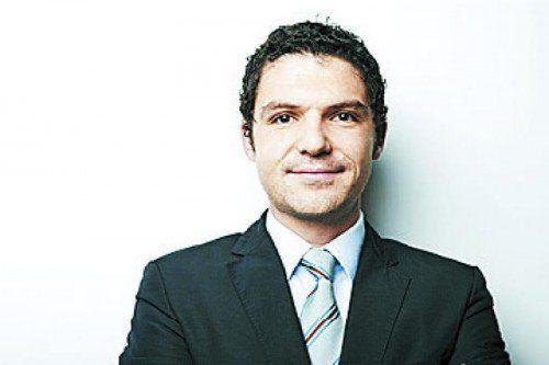 MMag. Dr. Gregor Lässer, Rechtsanwalt in Dornbirn.