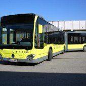 Ein Landbus auf Abwegen