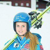 Nina Ortlieb fehlte ein Hundertstel zum Sieg