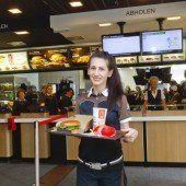 Noch mehr Frische bei McDonalds Hard