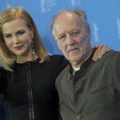 Werner Herzog schickt die Kidman in die Wüste