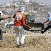 Israels Siedlungsbau nimmt immer mehr zu