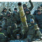 Rückzug aus ostukrainischer Separatistenhochburg