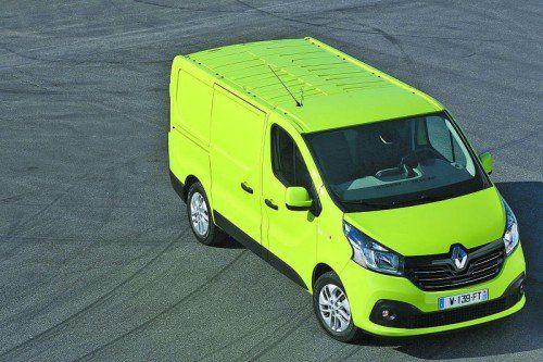 Renault Trafic: Die Franzosen verleihen auch Kooperationspartner Opel für den Vivaro ihre Nutzfahrzeugkompetenz.