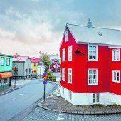 Die kontrastreiche Hauptstadt Reykjavik