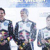 Ogier-Triumph in Schweden im Sekundenkrimi