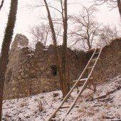 Restaurierung der Neuburg geht weiter