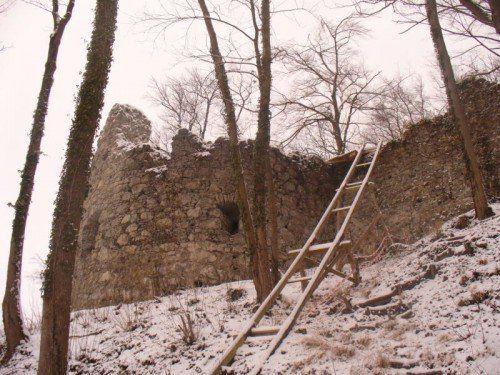 Seit 30 Jahren wird die Neuburg restauriert.  Foto: mima