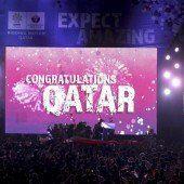 Verkürzte Katar-WM Ende 2022