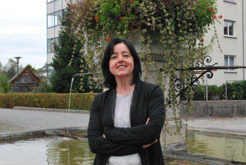 Sylvia Taraba, Sprecherin der Bürger- und KulturInitiative.  erh