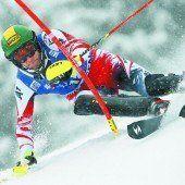 Mario Matt verletzt, der Slalom-Start ist offen
