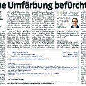 FPÖ-Hosp kritisiert Wiesflecker scharf