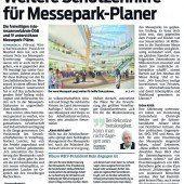 Messepark versus Innenstadt