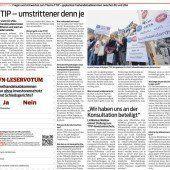 TTIP bedeutet das Ende des Mittelstandes