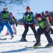 Der perfekte Tag, um Skifahren zu lernen