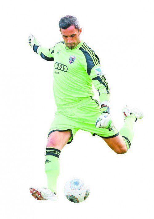 Vorarlbergs Fußballer des Jahres, Ramazan Özcan, will mit dem FC Ingolstadt in die Bundelsiga. Foto: gepa