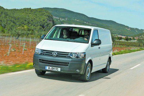 VW-Transporter: Seit 65 Jahren bewährte und beliebte Basis für gewerbliche sowie private Nutzung.