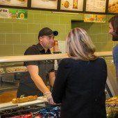 Neustart für Subway: Appetit auf Vorarlberg