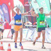 Beim Marathon-Training ist weniger  manchmal mehr