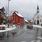 Wolfurt plant Investitionen für 2015