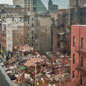 Explosion zerstört zwei Häuser in New York
