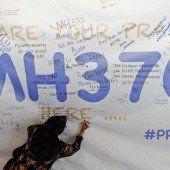 Keine Spur von MH370