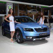 130 Modell-Premieren am Genfer Autosalon