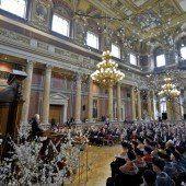 650-Jahre-Jubiläum: Festakt der Uni Wien