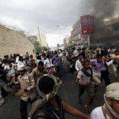 Präsident Jemens flieht erneut vor den Huthis