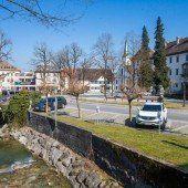 Vorarlberg einst und jetzt: Der Hohenemser Schlossplatz im Wandel