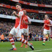 Arsenal will in Monaco historische Wende