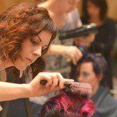 Haare werden zu Kunst
