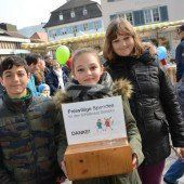 Charity-Veranstaltung gegen Bildungsarmut