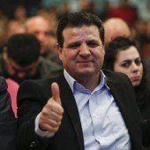 VN-Analyse. Heinz Gstrein über den Araberführer Ayman Odeh als einzige echte Wahlüberraschung