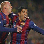 Barcelona gelingt im Clásico ein Schritt zum Titelgewinn