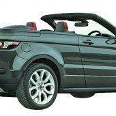 Range Rover: SUV-Cabrio kommt 2016