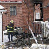 Sieben Geschwister bei Hausbrand getötet
