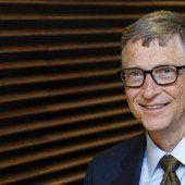 Bill Gates bleibt der reichste Mann der Welt