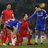 Ibra klagt über Chelsea-Profis
