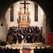 Singen soll den Renovierungsprozess in der Wallfahrtskirche vorantreiben