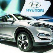 Hyundai feiert Rückkehr des Tucson