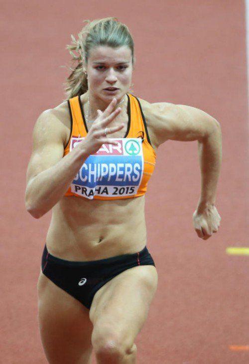 Dafne Schippers wurde Europameisterin im Sprint. Foto: gepa