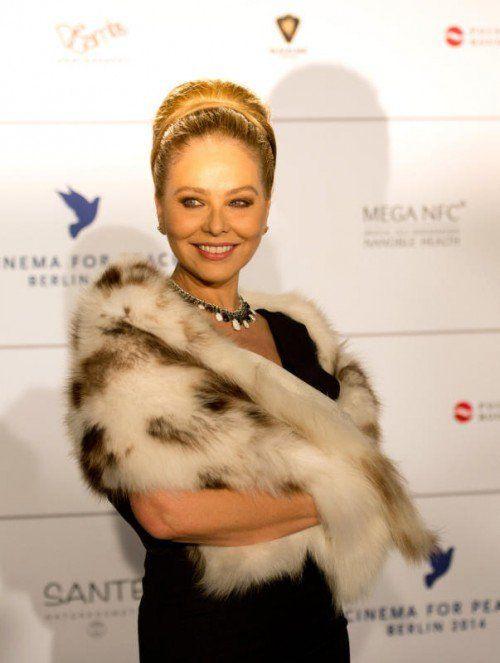 Das Geheimrezept von Schauspielerin Ornella Muti für ein blendendes Aussehen sind Liebe, Diät, Buddhismus und Meditation. Foto: dpa