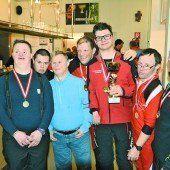 Vier Medaillen für die Ikades-Skisportler
